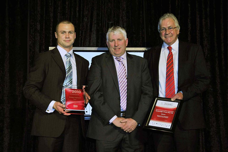 CGU-awards-ross-brad-2010